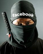 млм ниндзя на фейсбук